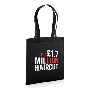 1.7 Million Pound Hair Cut Documentary – Tote Bag
